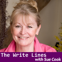 Sue Cook, The Write Lines